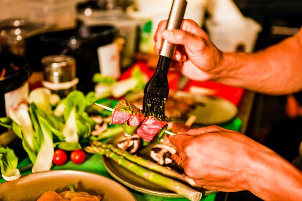 Vietnamesische BBQ-Marinade